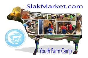 KIDS CAMP F.I.T. (Farmer In Training)